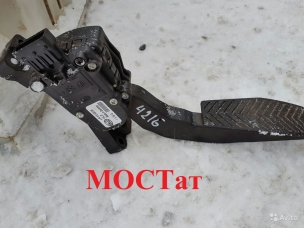 педаль газа - модуль электронный ГАЗ-3302 ЕВРО 3, УМЗ-4216