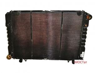 Радиатор охлаждения двигателя ГАЗ-3302 3-х рядный