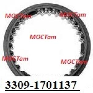 Муфта КПП Газ-3309 синхронизатора  3309-1701137
