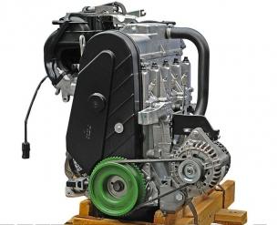 Двигатель ВАЗ 2111 с генератором. 2111-100026080