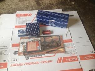 Блок цилиндров УМЗ-4216 с картером сцепления (Евро 3, Евро 4) 4216.1002009-02