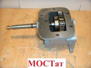 Коробка отбора мощности /под НШ/(длинный шток) (5-ти КПП) ГАЗ-3309(08)
