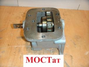 Коробка отбора мощности /под НШ/( короткий шток) (5-ти КПП) ГАЗ-3309(08)