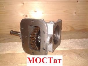 Коробка отбора мощности /под НШ/( средний шток) (5-ти КПП) ГАЗ-3309(08)