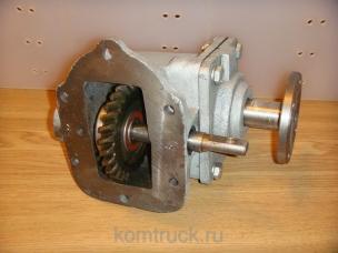 Коробка отбора мощности /фланцевое/ одинарная шестерня (4-х КПП) ГАЗ 3507(53)