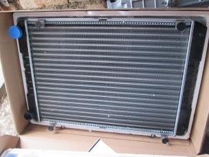 Радиатор охлаждения двигателя ГАЗ-3302 Бизнес 3-х ряд