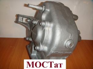 Коробка отбора мощности /под лебедку/ выход вала вперед (4-х КПП) ГАЗ-66, 3308