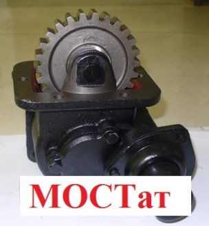 Коробка отбора мощности /под НШ/ МАЗ-503