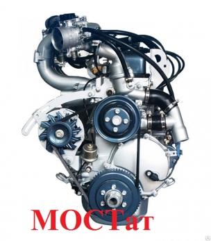 Двигатель УМЗ-4213 для УАЗ легковой ряд 4213.1000402