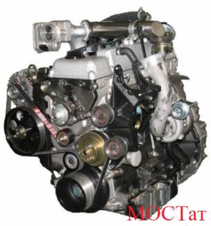 Двигатель змз 51432 ГАЗ для УАЗ-Patriot 51432.1000400-10