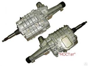 КПП Соболь Газ-2217 2217 4х4 полный привод