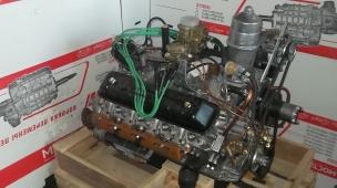Двигатель ЗМЗ-51100А ГАЗ-53,3307 ЕВРО-0 125 л.с.,АИ-92 511.1000402