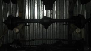 МОСТ УАЗ 452, УАЗ 469 задний ВОЕННЫЙ (редукторный)  «ГОЛОВАСТИК», «БУХАНКА», «ФЕРМЕР»,