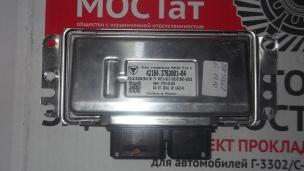 Блок управления двигателем Газель Бизнес дв.4216 Евро-4 (без датчика распредвала) 42164.3763001-04