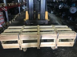 Передний мост  гибридный УАЗ-452 Тимкен 3741-2300011-99-20