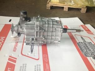 Комплект для переоборудования КПП Газель Некст старого образца на КПП Газ-A21R22 A21R22-1700010