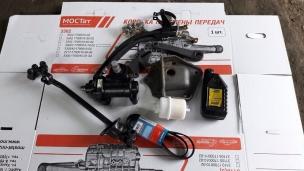 Установочный комп Механизма рулевого управления (ГУР) газ-3302 ШНКФ453461.123