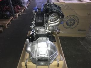 Двигатель УМЗ А3055 EvoTech 3.0 Газель Некст с чугунным блоком с ГБО А3055.1000402-10