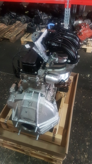 Двигатель УМЗ А275 Газель NEXT Евро-5  А2755.1000402