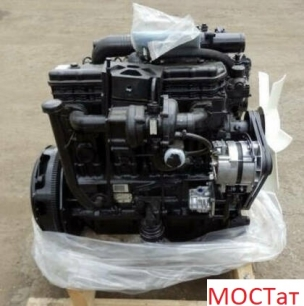 Двигатель Д-245.7 Евро 3 ГАЗ-33081, 3309, Валдай Евро-3,122 л.с. ММЗ Д-245.7Е3-1049