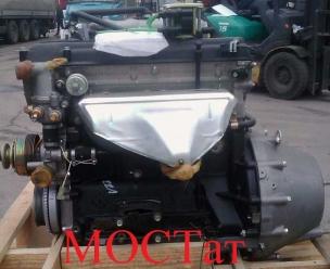Двигатель ЗМЗ-40522А ГАЗ-3302 АИ-92 Евро 2 40522.1000400-10