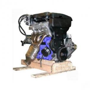 Двигатель ВАЗ 1118 16 кл с генератором 11183-1000260.