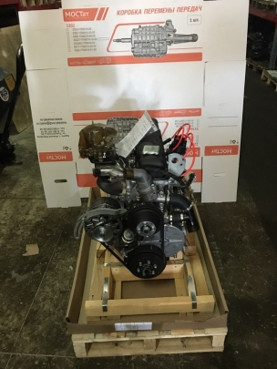 Двигатель УМЗ-4178 для авт. УАЗ 4178.1000402-32 - 386