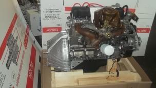 Двигатель УМЗ-4215 4215.1000402-30 Евро-0. ЗМЗ 402, 4026