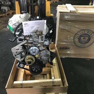 Двигатель на Газель УМЗ 4216 Евро 3 с Гидрокомпенсаторами