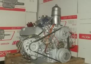 Двигатель ЗМЗ-5234 ПАЗ-3205 130 л.с. Ремонт 5234.1000400