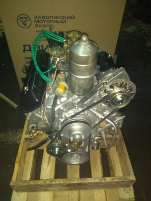 Двигатель ЗМЗ 5231 Газ 3307 евро 3