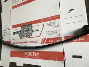 Рессора передняя ГАЗ 3302 (2 лист.) с укор. ухом и сайлент 3302-2902012-12-10.