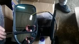 Зеркала заднего вида газ-3302 Бизнес (комплект 2 шт.) с обогревом