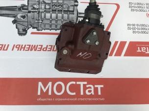 Механизм переключения передач (крышка) КПП УАЗ 469 4-ступ. н.о. 469-1702010-20