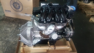Двигатель УМЗ А274 EvoTech 2.7 Газель NEXT Евро-4 +Теплообменник А274.1000402-30