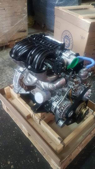 Двигатель А2755 Evotech 2.7 Газель Бизнес Евро-5 ГБО А2755.1000402