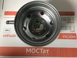 Диск колесный ГАЗ-3302, Next металлик 3302-3101015-05