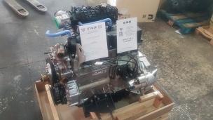 Двигатель А2755 Evotech 2.7 Газель Бизнес Евро-5 (базовая комплектация+ГБО) А2755.1000402