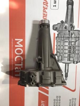 Картер ГАЗ-3302 КПП передний, задний 2705-1701014.