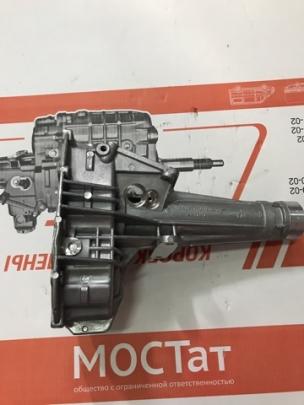 Картер ГАЗ-3302 дв.CUMMINS КПП задний удлинитель 3302-1701010