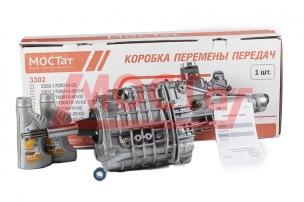 КПП ГАЗ-2217, 3302 дв.Крайслер 2217-1700010-20