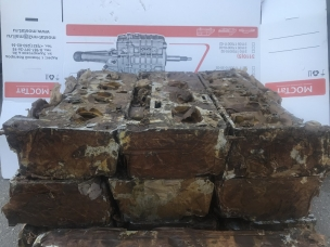 Головка блока ЗИЛ 130 бензин, газ в сборе 130-1003010-20