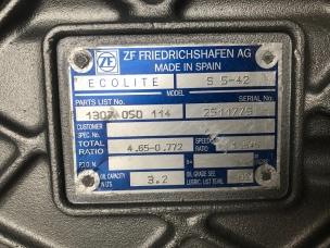 КПП ПАЗ-3204 5S42 ZF 1307050415