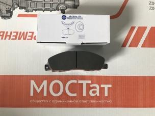 Колодки тормозные ГАЗель Next передние (4шт.) А21R23.3501171