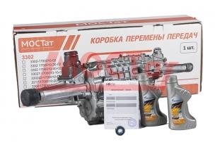 Кпп Газель Next  Evotech, Бизнес 33021700010-50