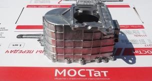 Картер ГАЗ-3310, 3309, 3308, 3307 КПП 5-ст. передний Н/О 3309-1701015-11