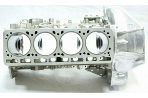 Блок цилиндров двигатель-4216 Газель с картером сцепления 4216-1002009-11