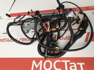 Проводка Газель 3302 дв.ЗМЗ-40524 ЕВРО-3 жгут к блоку управления двигателем 3302-3761581-02