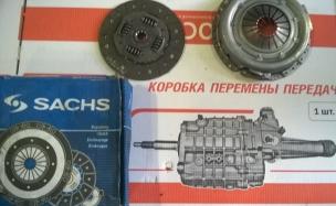 Сцепление SACHS на Газ-3302 Бизнес