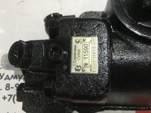 Рулевой механизм с ГУР ГАЗ-3302 Газель, Соболь Стерлитамак 3302—3400500